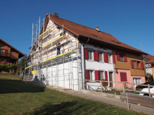 Les Friques, commune de Villars-le-Grand