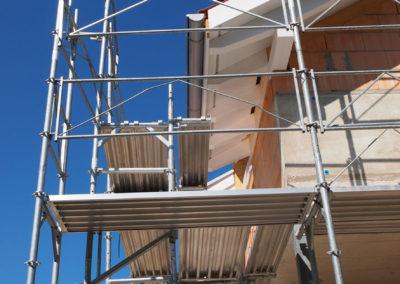 Gerüstbau Galmiz Fassadengerüst
